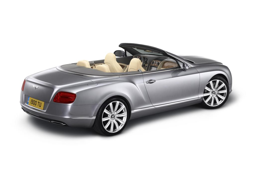 Bentley Continental GTC 2011 5