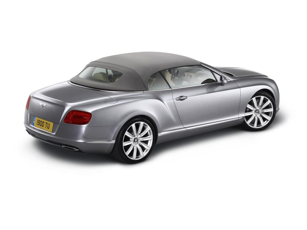 Bentley Continental GTC 2011 6