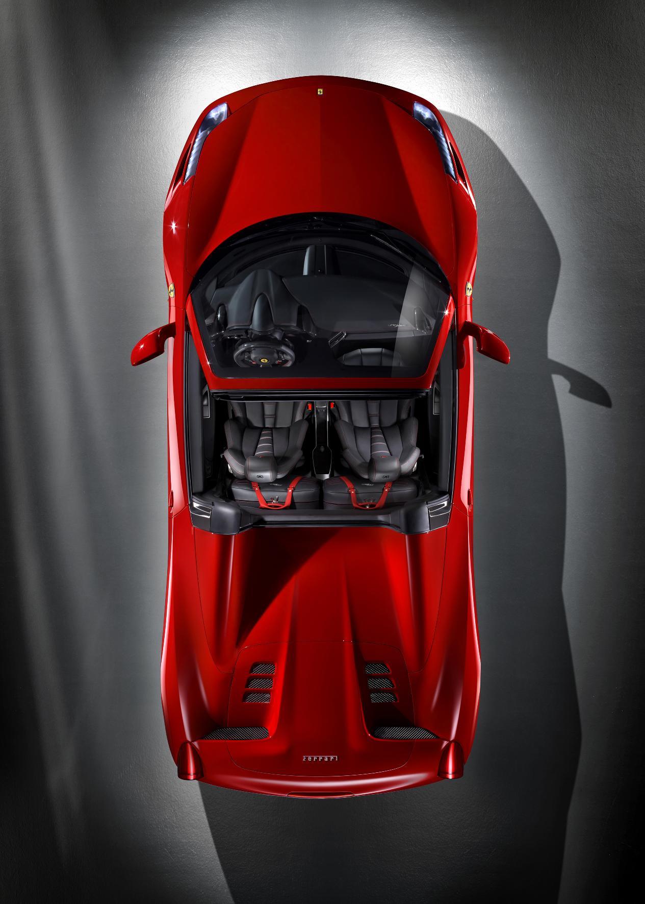 Ferrari 458 Italia Spider 4
