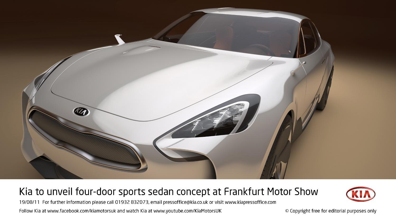 Kia V8 Concept - Frankfurt 2011 (2)