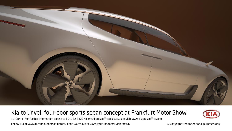 Kia V8 Concept - Frankfurt 2011