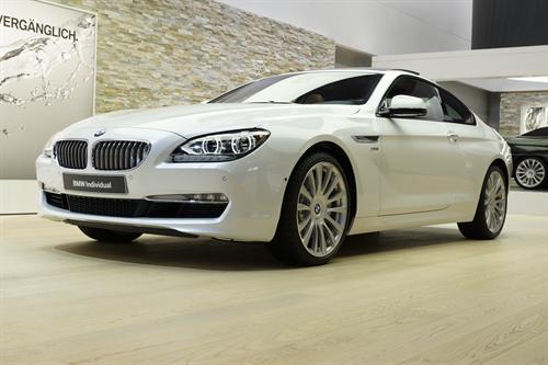 BMW 6 Series Frankfurt 2011