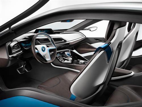 BMW i8 Concept 4