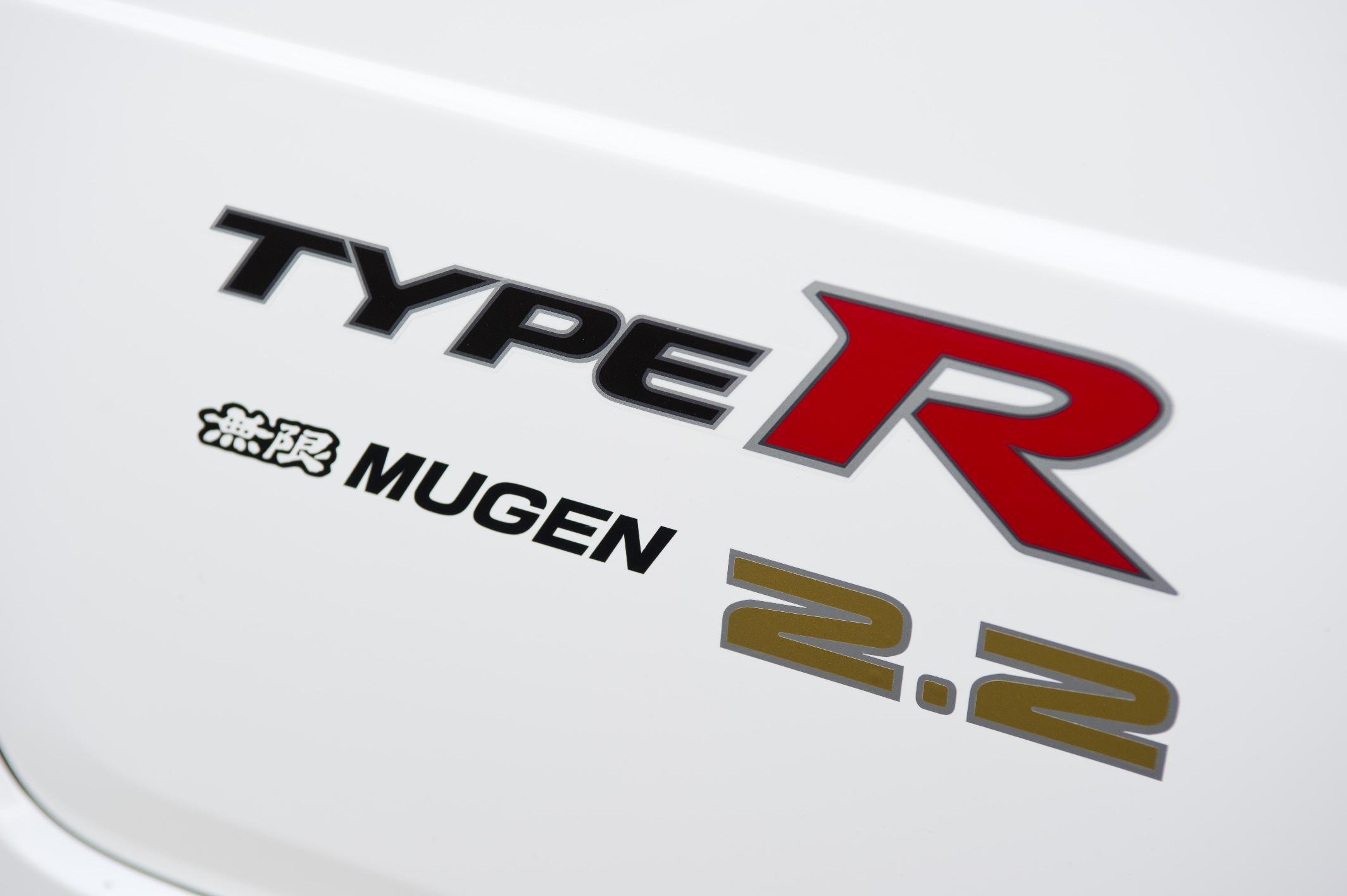 Honda Civic Type R Mugen 2.2 4
