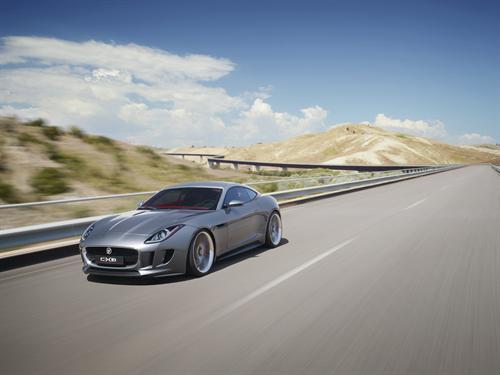 Jaguar C-X16 - More Pictures (2011 Frankfurt Concept) 2