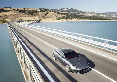 Jaguar C-X16 - More Pictures (2011 Frankfurt Concept) 3