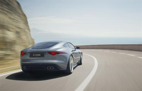 Jaguar C-X16 - More Pictures (2011 Frankfurt Concept) 4