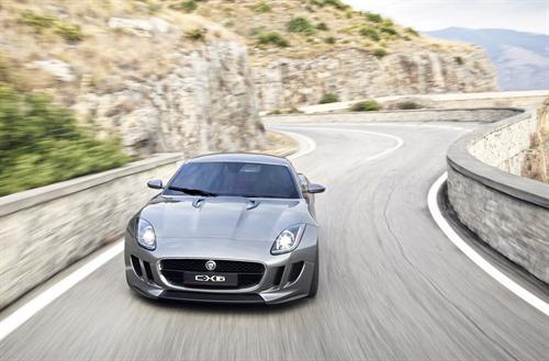 Jaguar C-X16 - More Pictures (2011 Frankfurt Concept) 5
