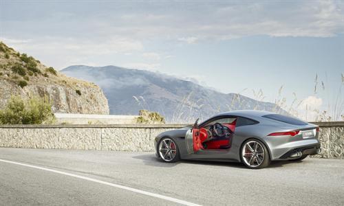 Jaguar C-X16 - More Pictures (2011 Frankfurt Concept) 6
