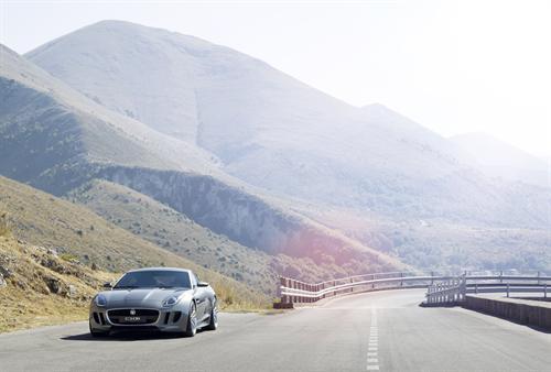 Jaguar C-X16 - More Pictures (2011 Frankfurt Concept) 7