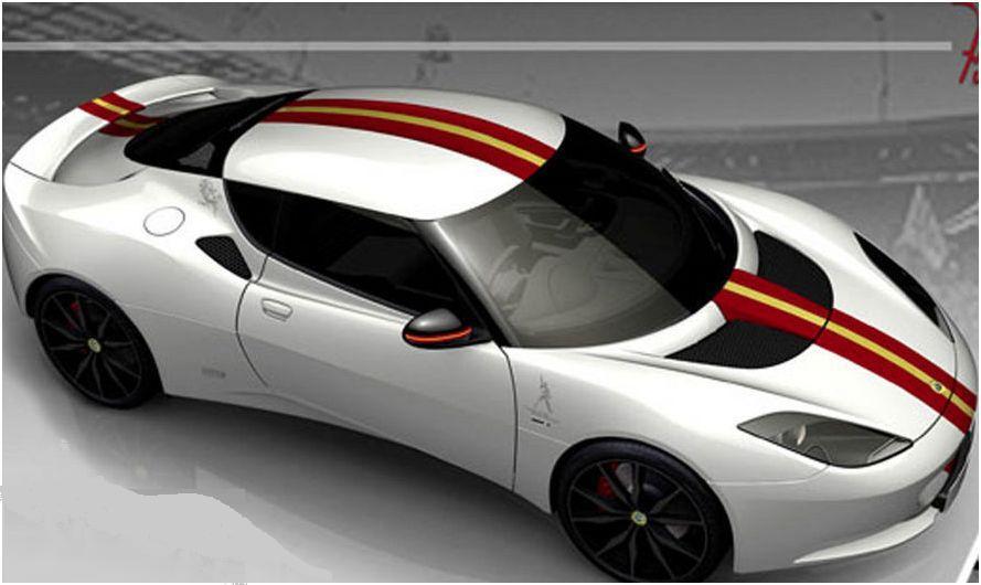 Lotus Evora S 'Freddie Mercury Edition'