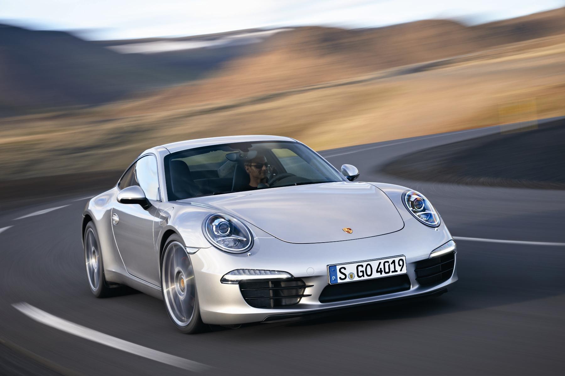 Porsche 911 Carrera 2011 2