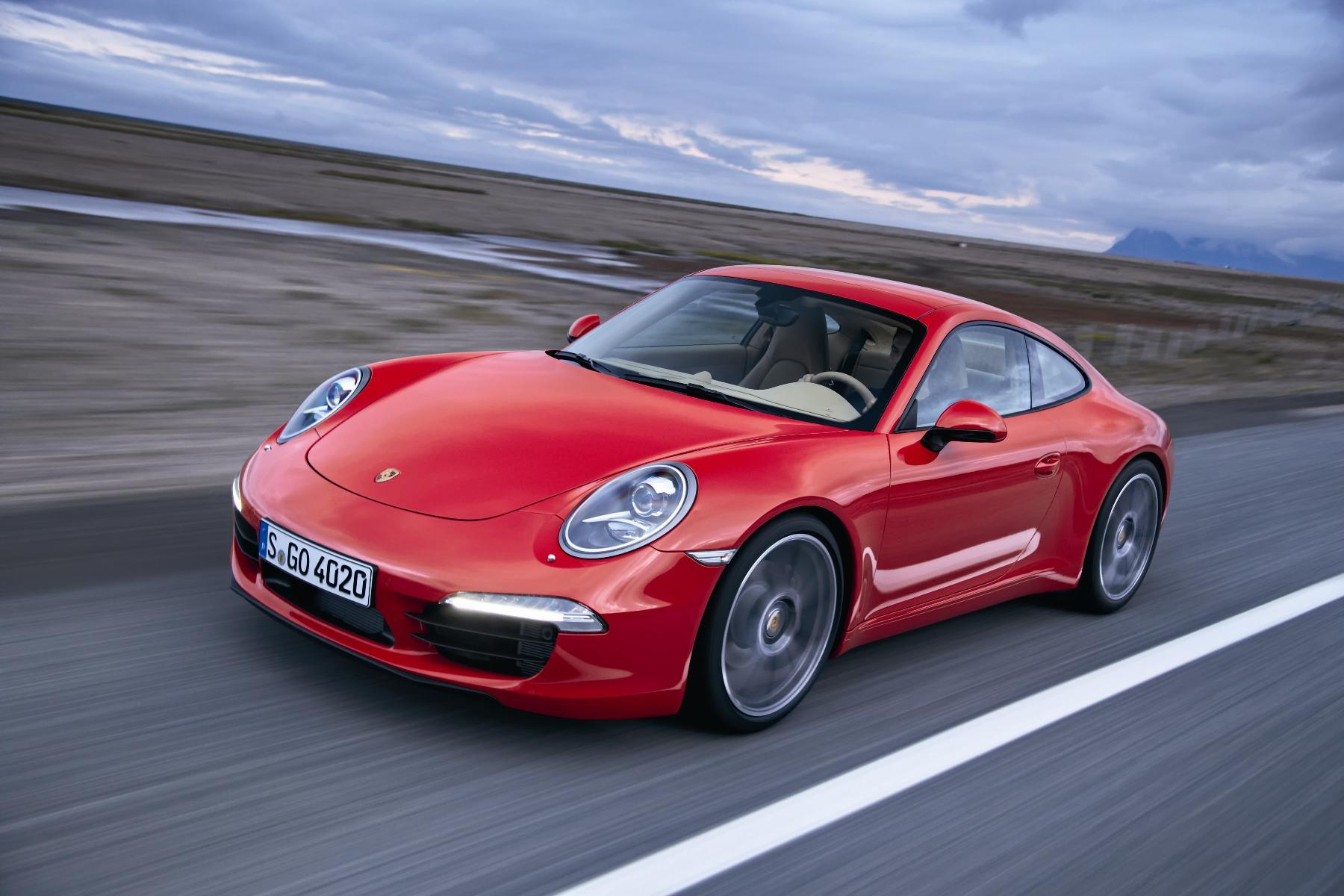 Porsche 911 Carrera 2011