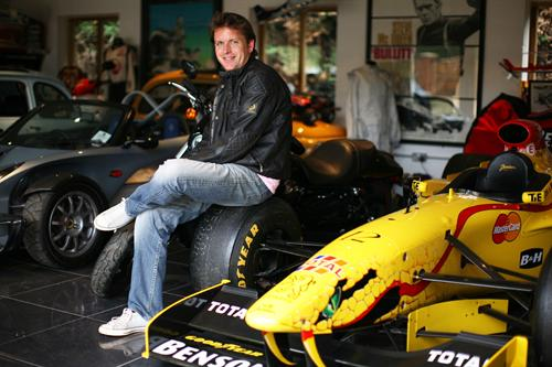 Top Gear Live 2011 James Martin