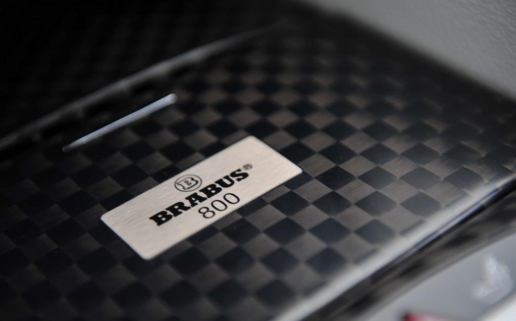 Brabus Mercedes CL800 (5)