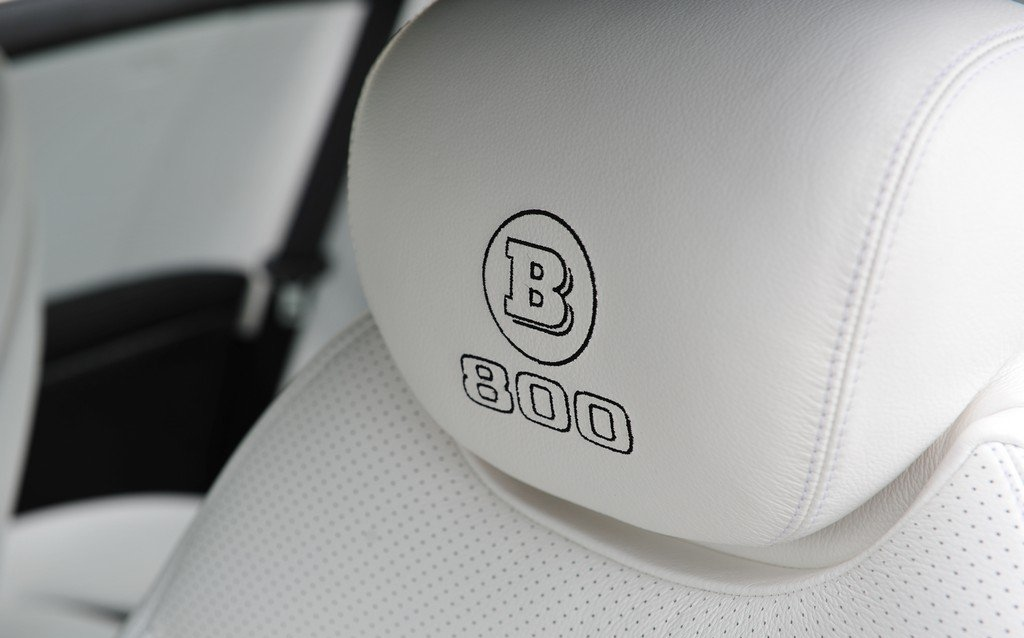 Brabus Mercedes CL800 (6)