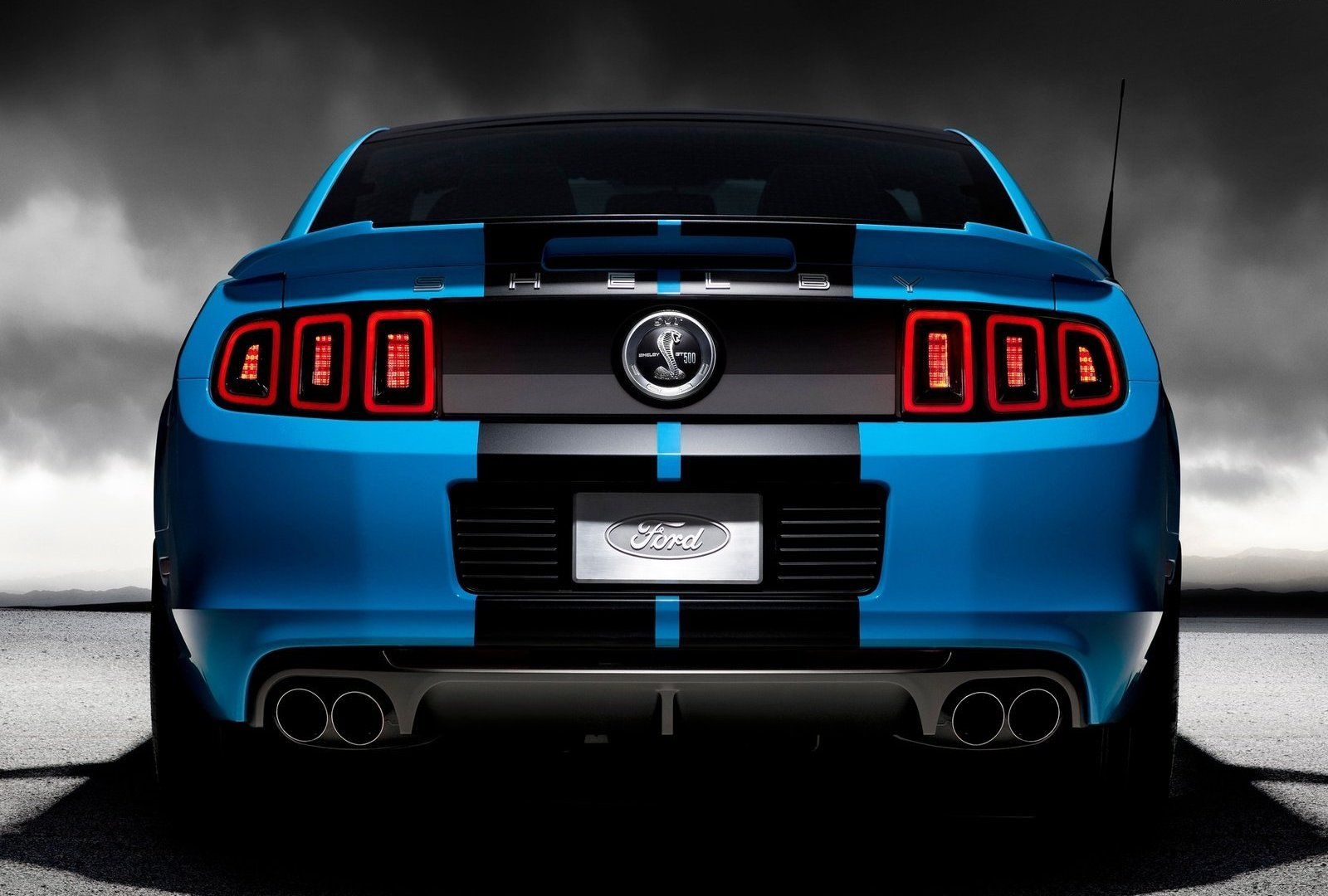 Ford Mustang GT500 2013 3