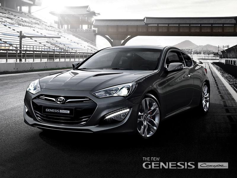Hyundai Genesis Coupe 2013 2