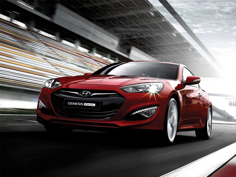 Hyundai Genesis Coupe 2013 3