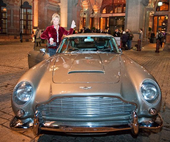Aston Martin DB5 George Harrison 2