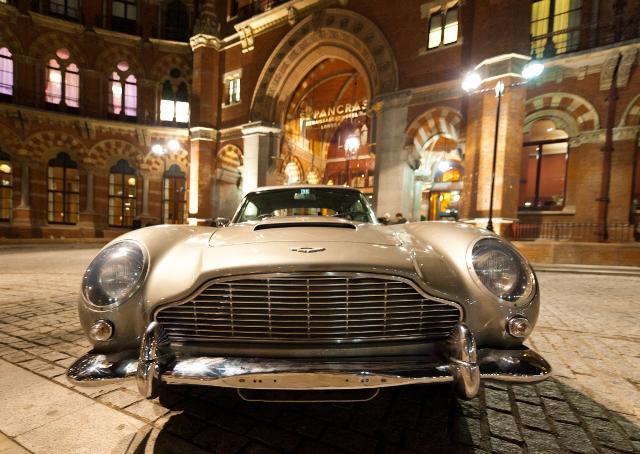 Aston Martin DB5 George Harrison 3