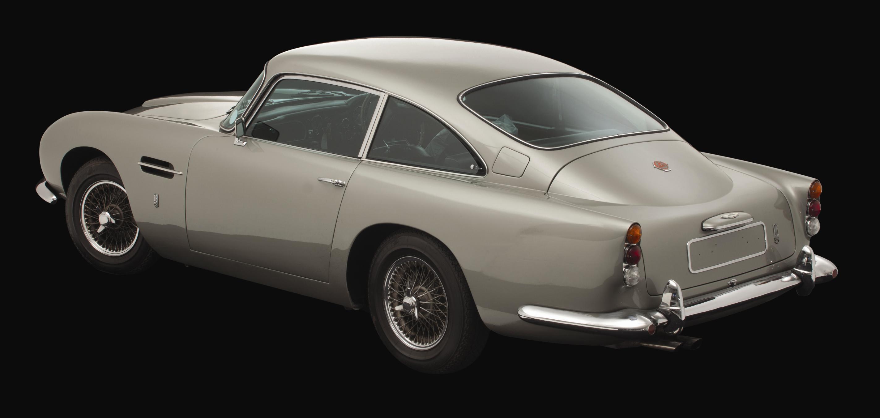 Aston Martin DB5 George Harrison