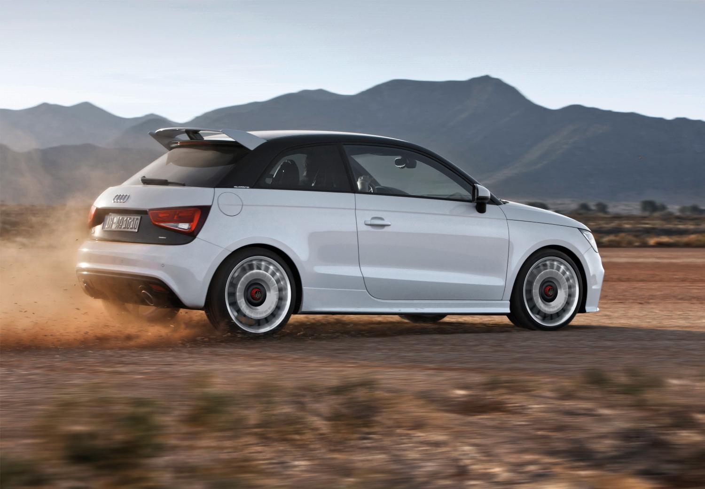 Audi A1 Quattro 2