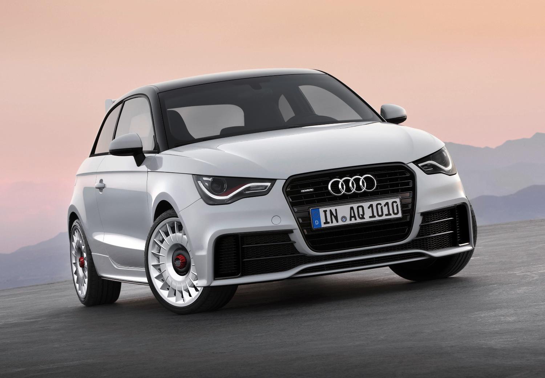Audi A1 Quattro 3