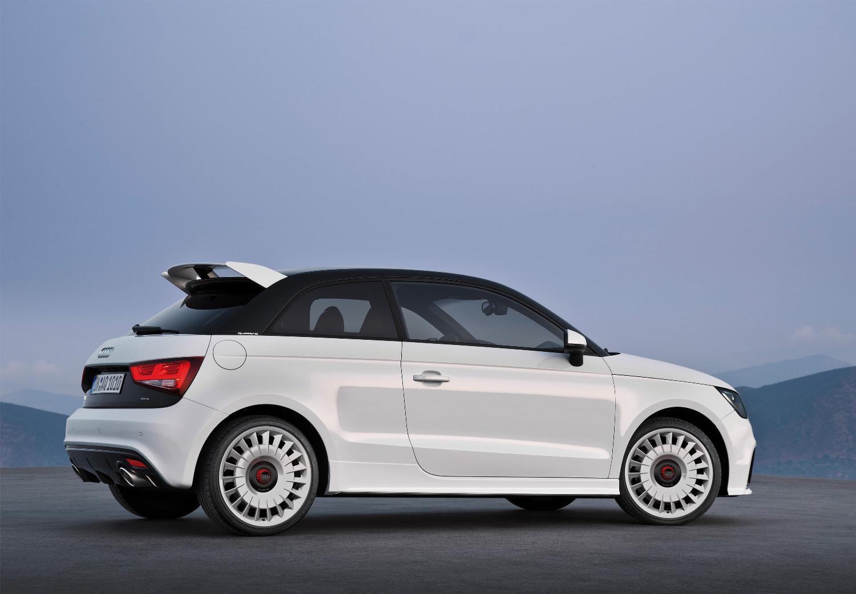 Audi A1 Quattro 5