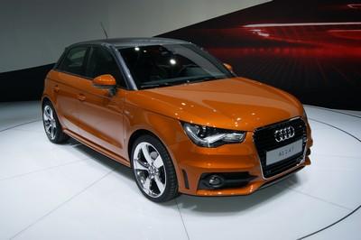 Audi A1 Sportback Tokyo 2011 (2)