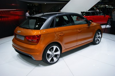 Audi A1 Sportback Tokyo 2011