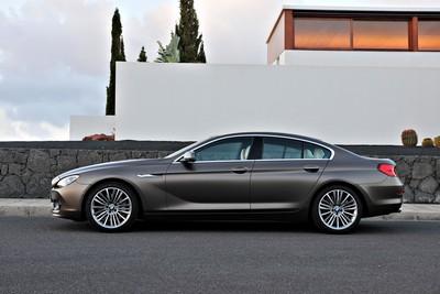 BMW 6 Series Gran Coupé (14)