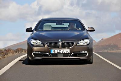 BMW 6 Series Gran Coupé (15)