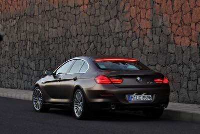BMW 6 Series Gran Coupé (2)