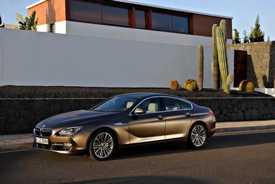 BMW 6 Series Gran Coupé (5)