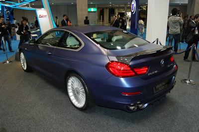 BMW Alpina B6 BiTurbo Coupe Tokyo 2011