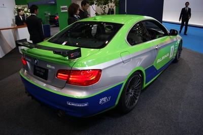 BMW AlpinaB3 GT3 Limited 99 Tokyo 2011 (2)