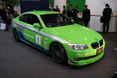 BMW AlpinaB3 GT3 Limited 99 Tokyo 2011