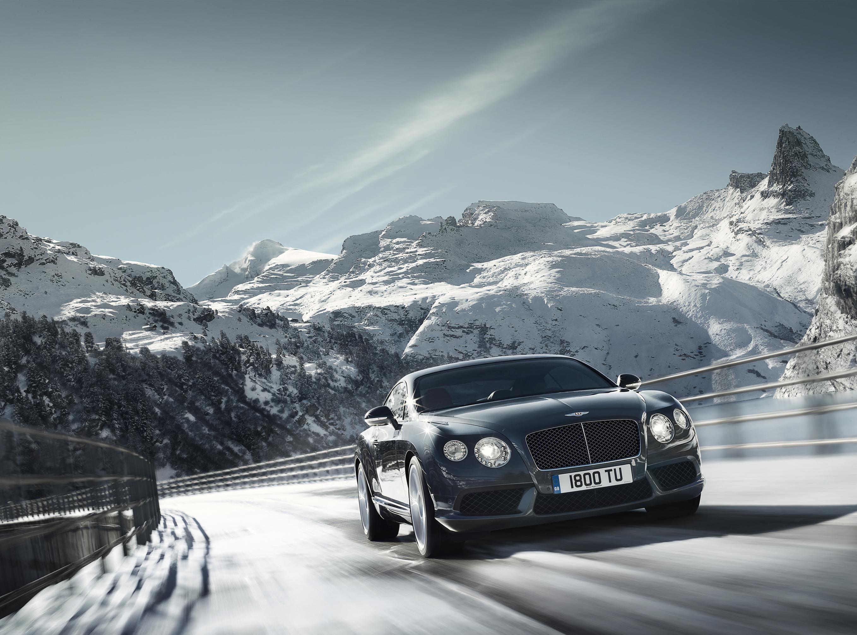 Bentley Continental GT V8 6