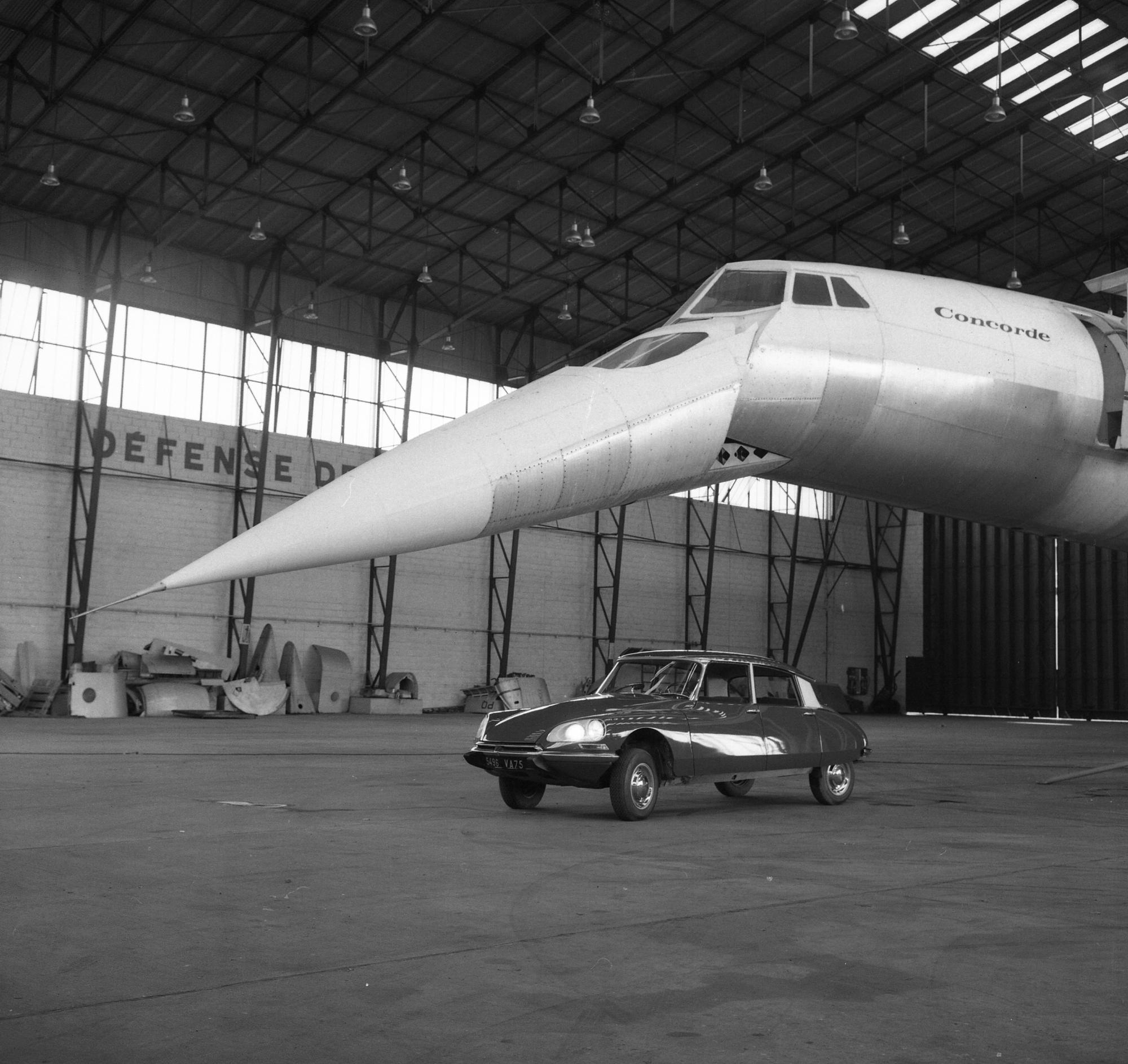 Citroën DS Concorde 2