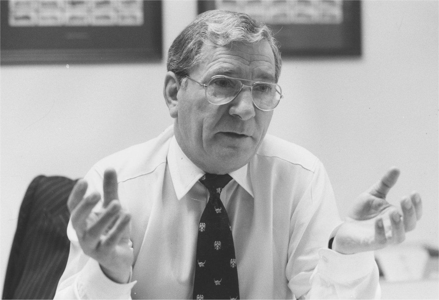 Gerry Kunz OBE 2