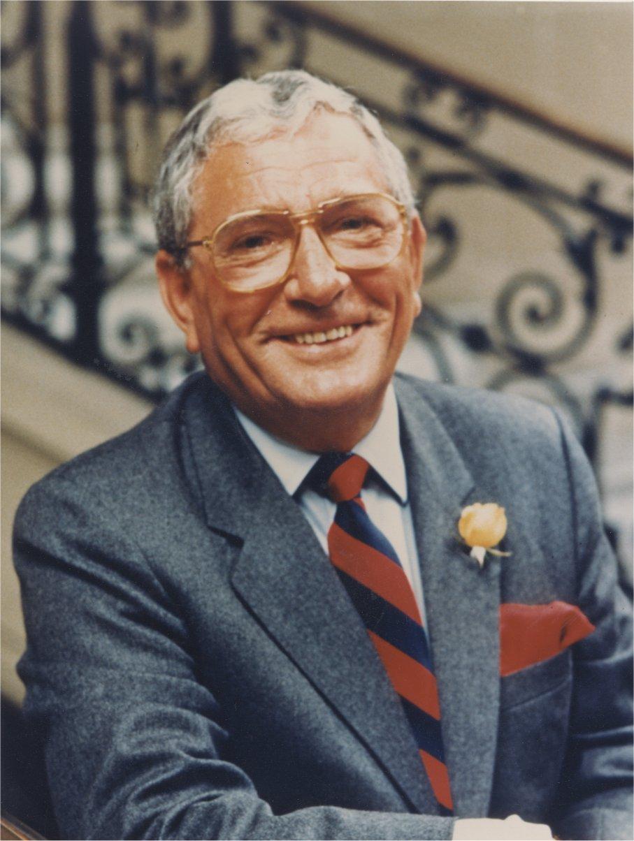 Gerry Kunz OBE 3
