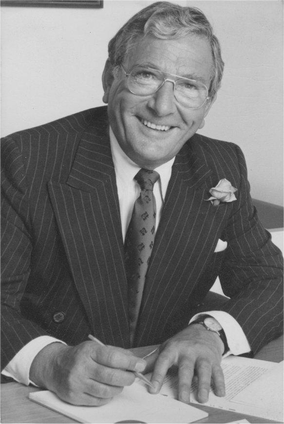 Gerry Kunz OBE