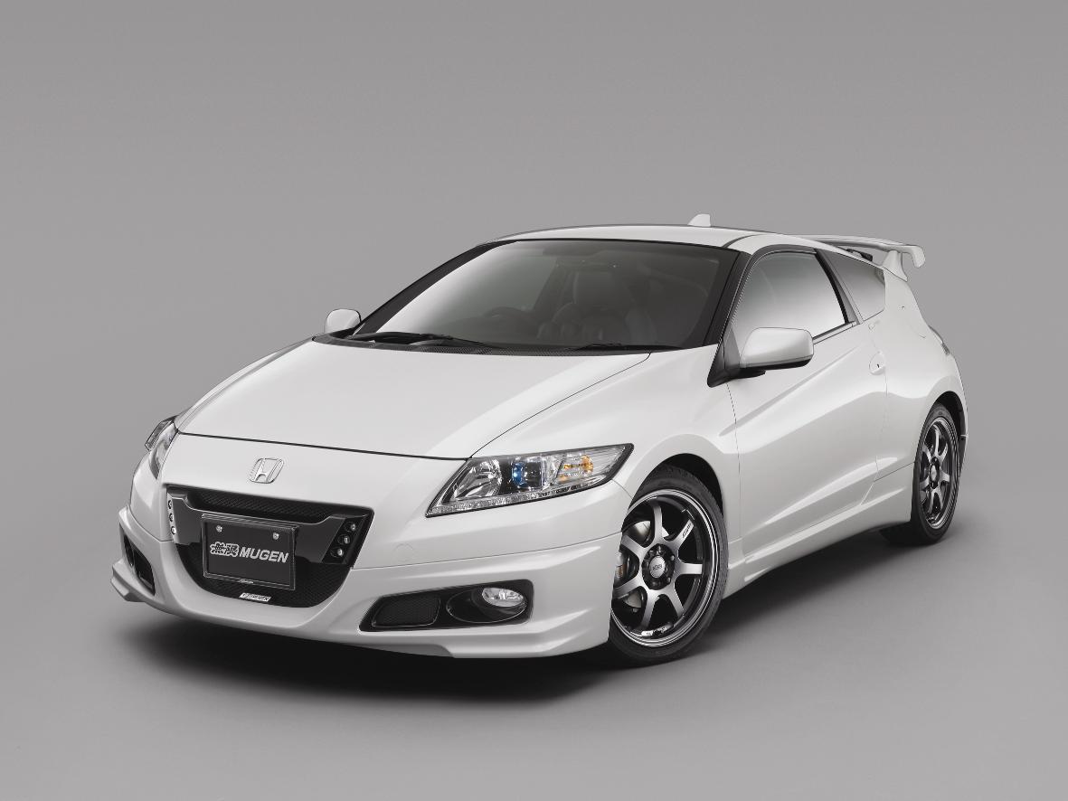Honda CR-Z Mugen iCF