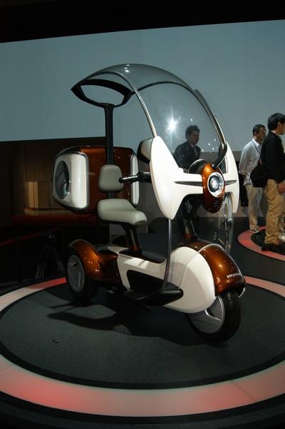 Honda E-Canopy Tokyo 2011 (2)