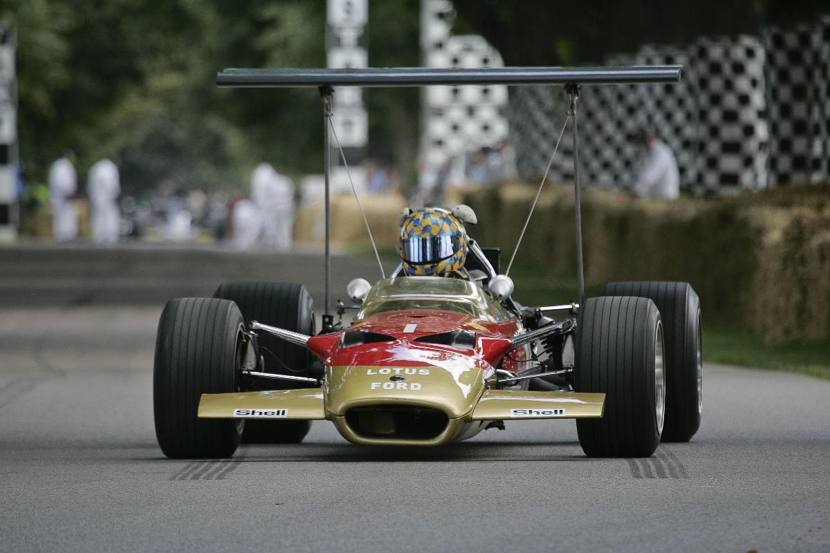 Lotus Goodwood FOS 2012 2