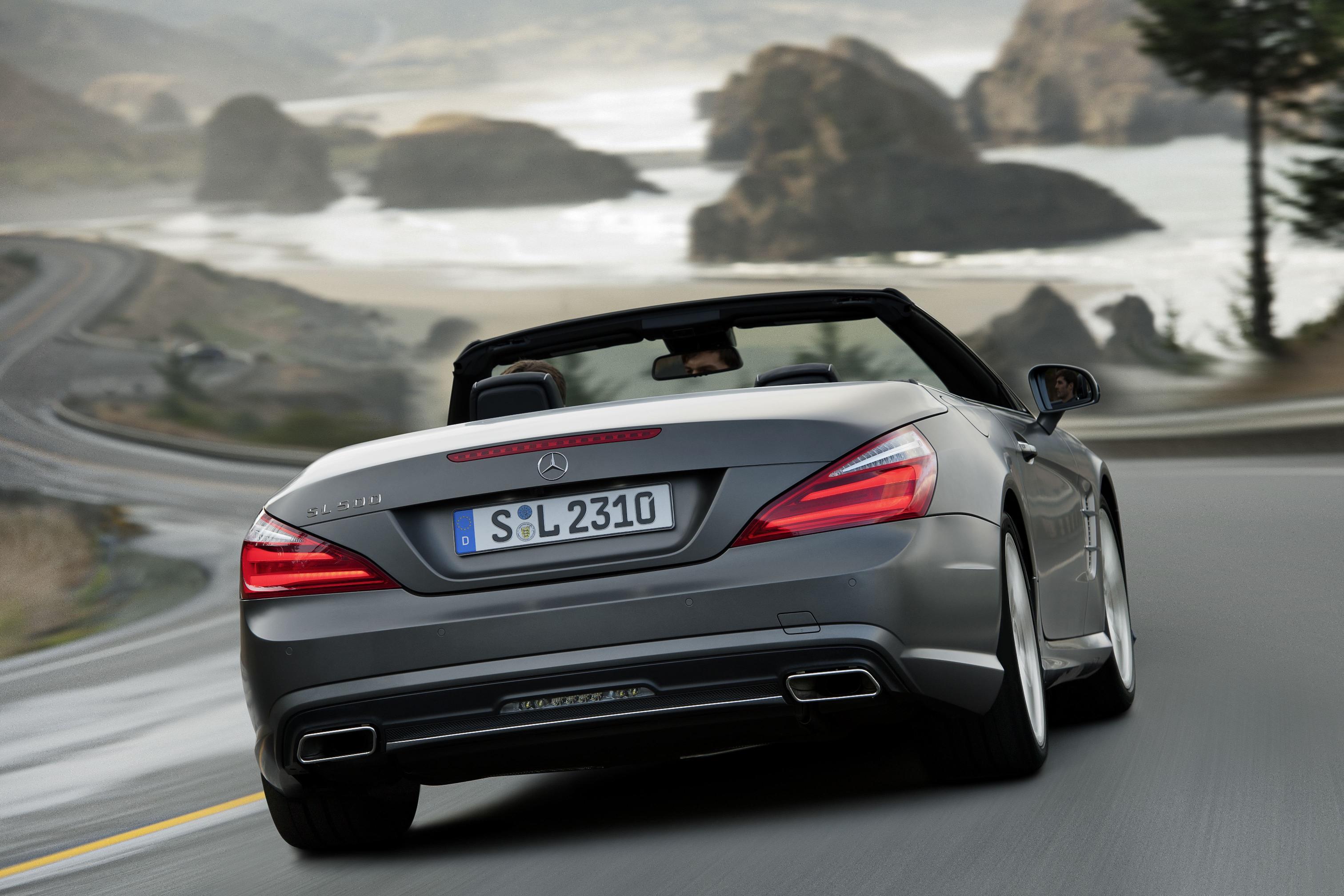 Mercedes SL 11