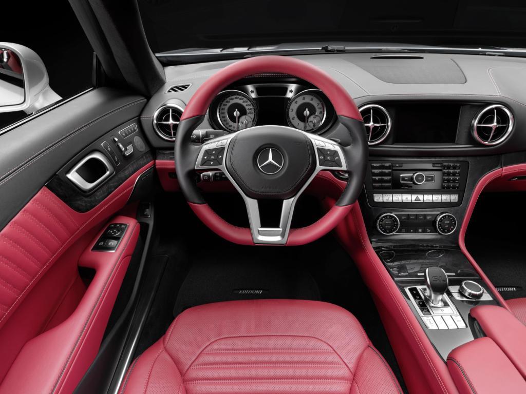 Mercedes SL 12