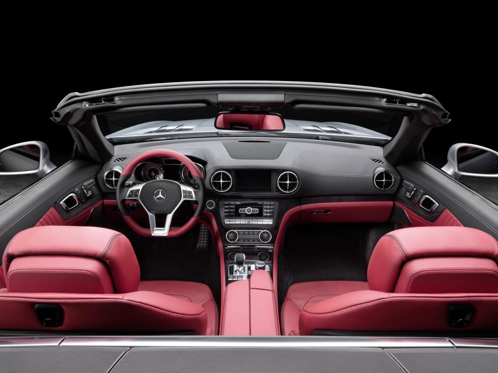 Mercedes SL 13