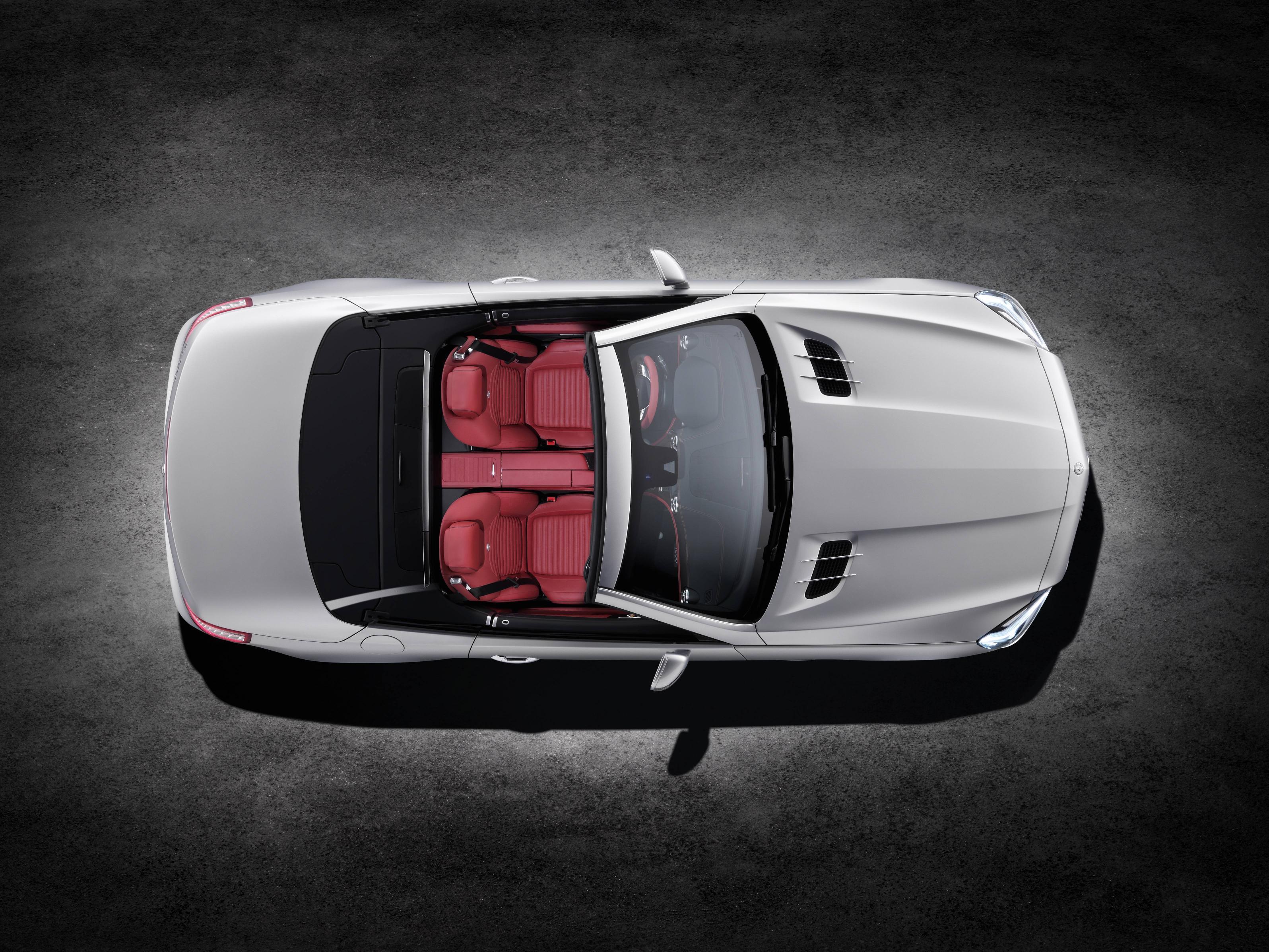 Mercedes SL 14